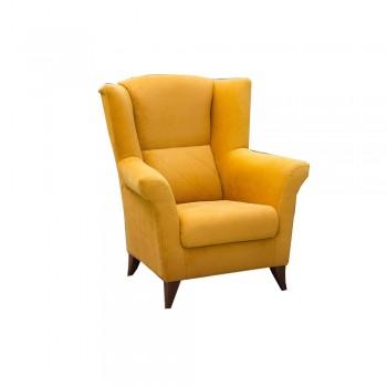 Fauteuil EIVA 04 jaune