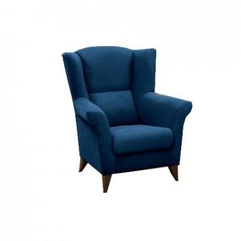 Fauteuil EIVA 01 bleu foncé