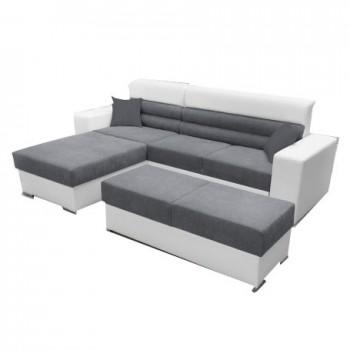 Canapé d'angle AMAND...