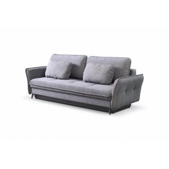 Canapé LAZAR gris foncé