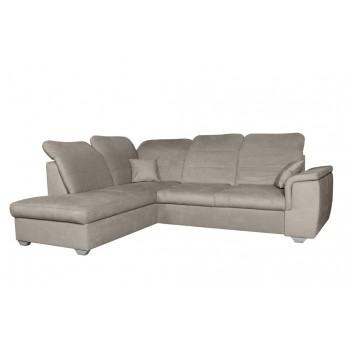 Canapé d'angle BLAS cappuccino