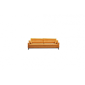 Canapé ESTELA 2 jaune