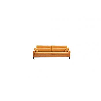 Canapé ESTELA 3 jaune