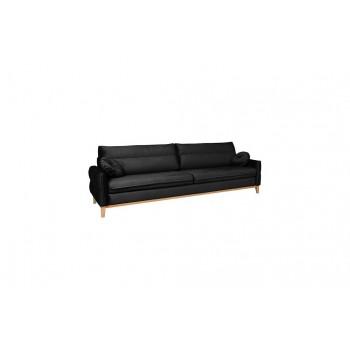 Canapé ESTELA 3 noir