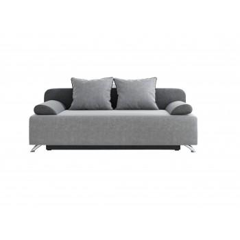 Canapé SAMAR gris clair + gris