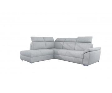 Canapé d'angle - DEMAR - Gris