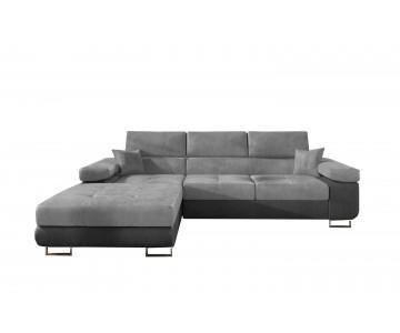 Canapé d'angle ALVARO R43...