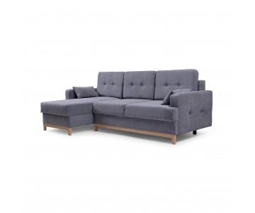 Canapé d'angle SOPHIE Gris