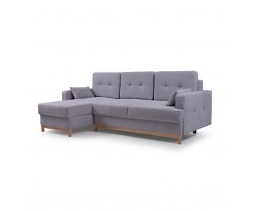 Canapé d'angle SOPHIE Gris...
