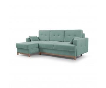 Canapé d'angle SOPHIE Vert...