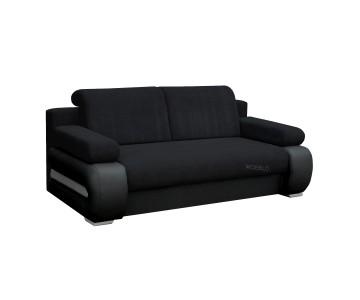 Canapé YORK Noir