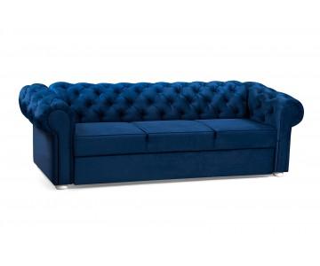 Canapé 3-places AVIA (Bleu)
