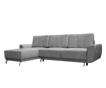Canapé d'angle ARTIS (Gris)