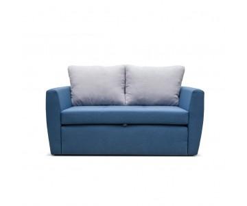 Canapé SARA 120 cm (Bleu)