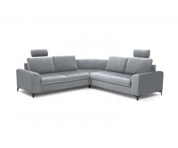 Canapé d'angle-OSAKA (Gris...