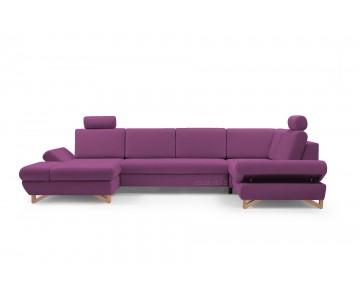 Canapé d'angle-MERIDA 4...