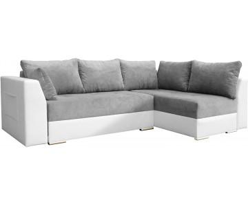 Canapé d'angle - LAOS Gris...