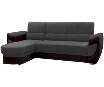 Canapé d'angle Timo (Gris +...