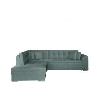 Canapé d'angle MAGNETTA Menthe