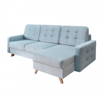 Canapé d'angle reversible...