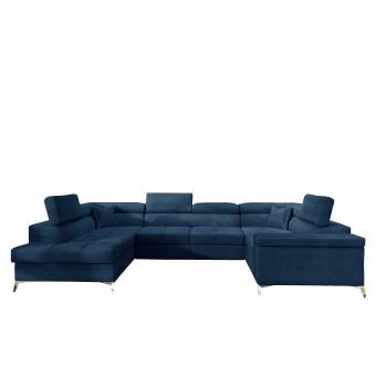 Canapé d'angle panoramique...