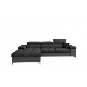 Canapé d'angle - RONALDO -...