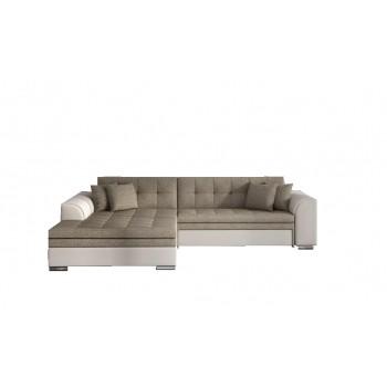 Canapé d'angle - MORENO -...