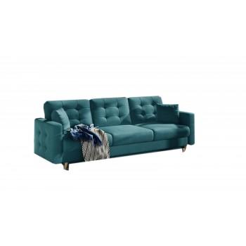 Canapé - Aslan 20 -  Turquoise