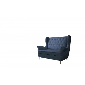 Canapé KROS - Bleu marine