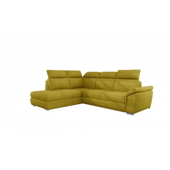 Canapé d'angle - DEMAR - Jaune