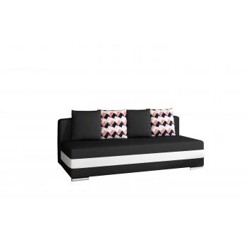 Canapés WALIA - W01 noir +...