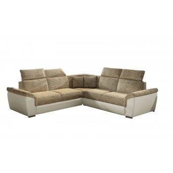 Canapé d'angle reversible -...