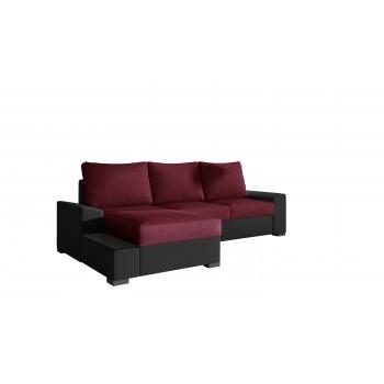 Canapé d'angle - GOMEZ -...