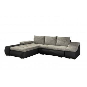 Canapé d'angle - LIONEL -...