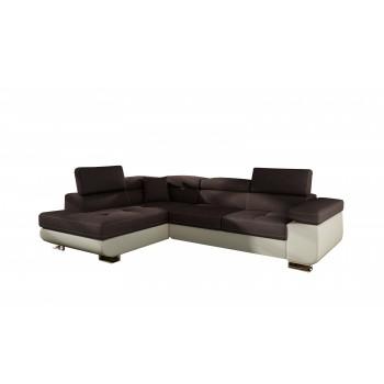 Canapé d'angle ALESIO R08...