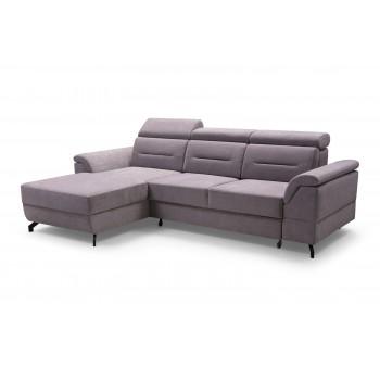 Canapé d'angle - LUCIA -...