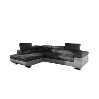 Canapé d'angle ALESSIO R33...