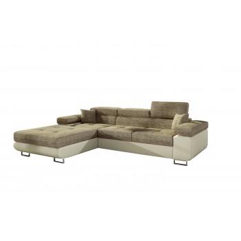 Canapé d'angle ALVARO R02...