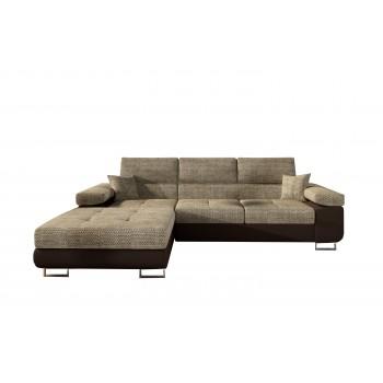 Canapé d'angle ALVARO R03...