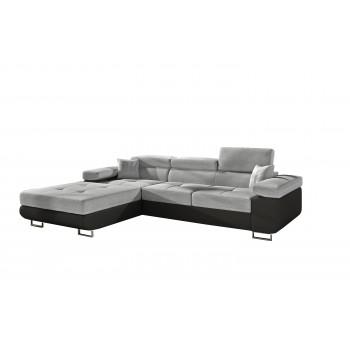 Canapé d'angle ALVARO R06...