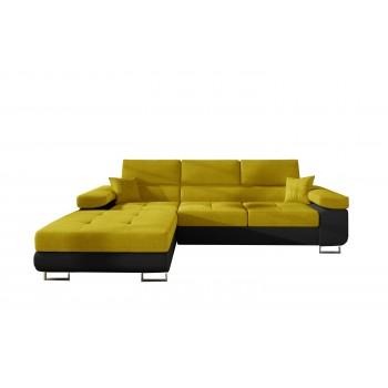 Canapé d'angle ALVARO R33...