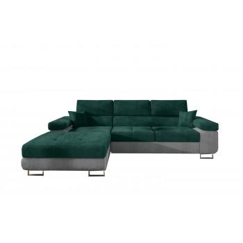 Canapé d'angle ALVARO R42...