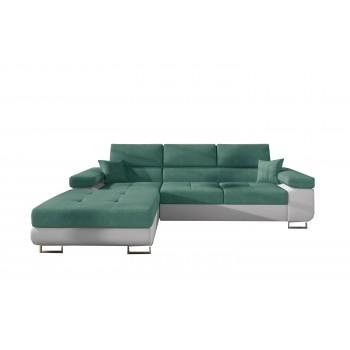 Canapé d'angle ALVARO R48...