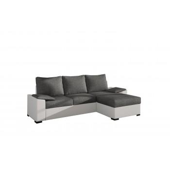 Canapé d'angle LISA -...
