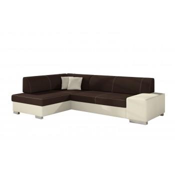 Canapé d'angle - FRANKO -...